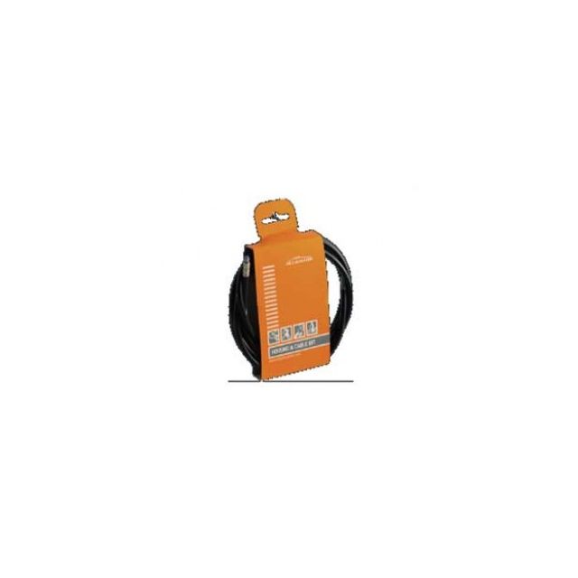 ALLIGATOR GEAR INNER CABLE& HOUSING BLK LY-220UD01