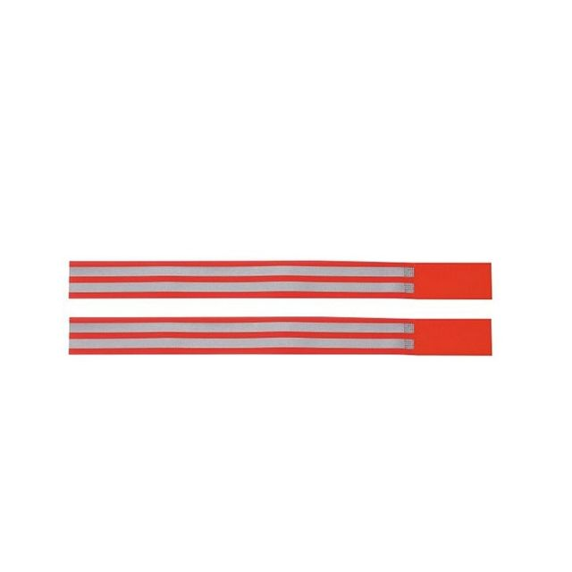 Icetoolz 21M2 Velcro Safety Bands With Reflector