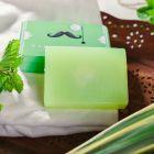 Man Essentials Mad Mint Handmade Bath Bar